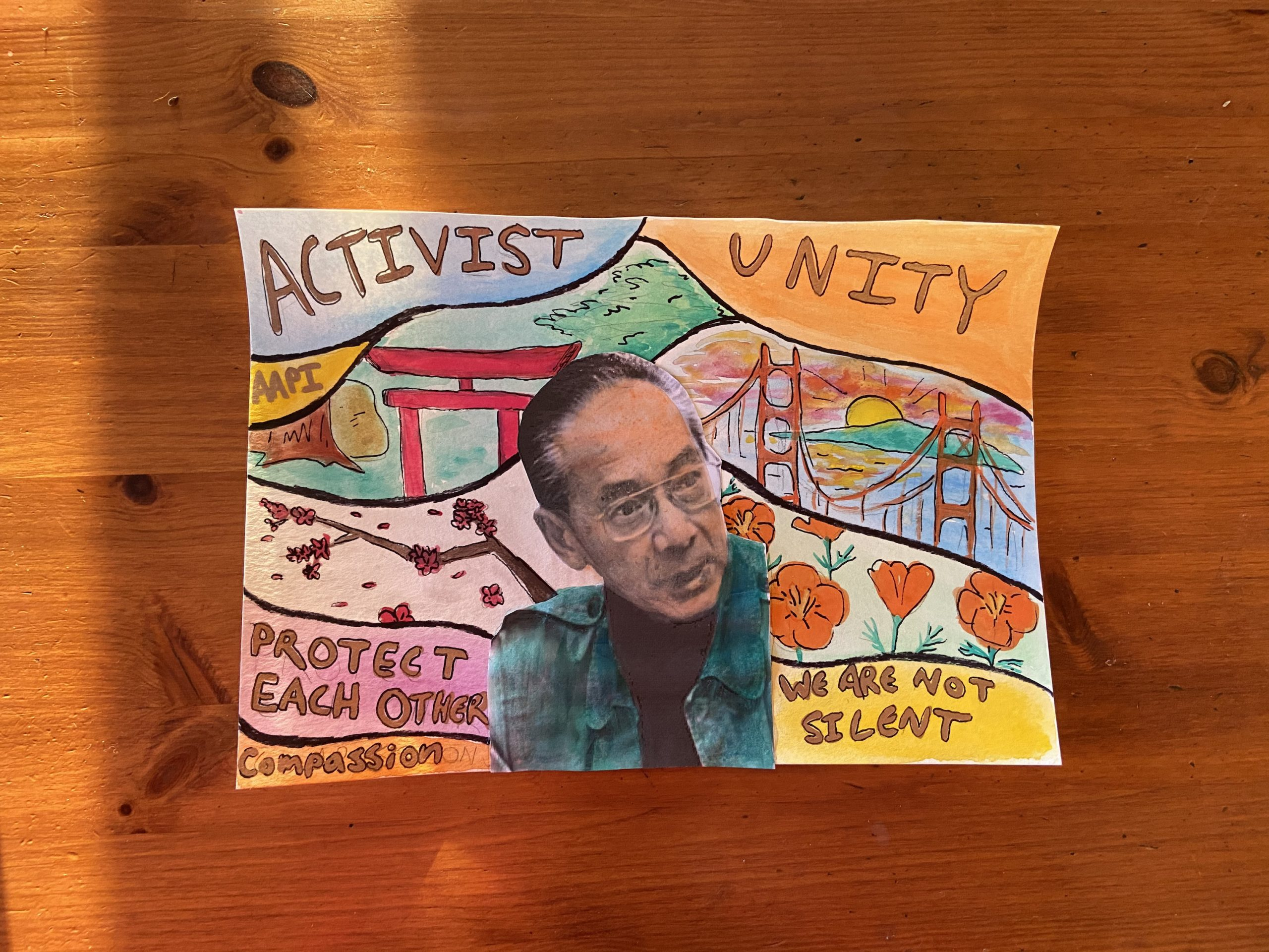 Family First Sundays: Art & Activism for Asian American and Pacific Islander Heritage Month